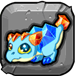 topaz Dragonvale Baby Dragon
