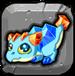 Topaz Dragonvale Baby Drage
