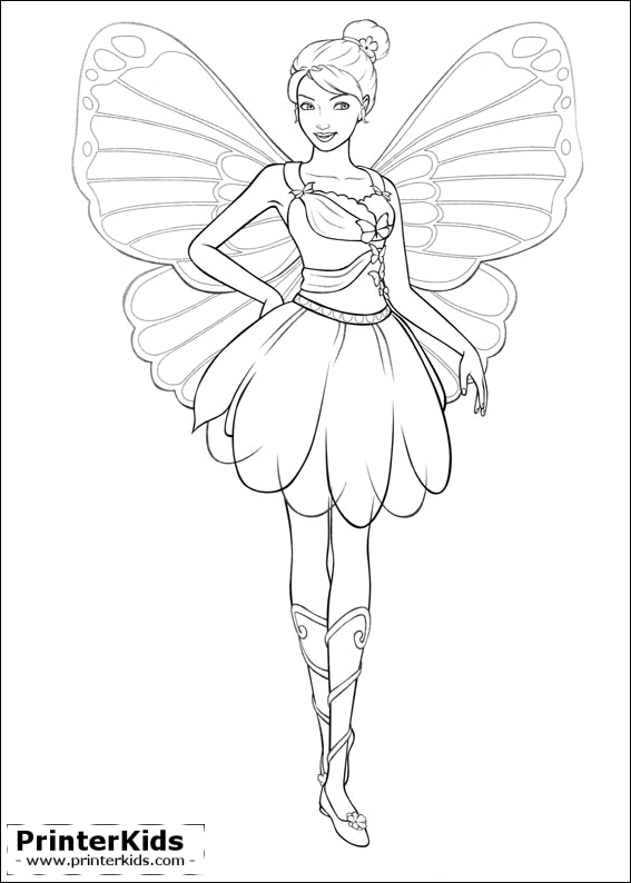 Barbie Coloring Book Pdf Free Download Pages