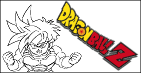 Dragon Ballz Coloring Pages