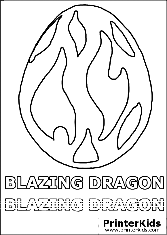 coloring pages dragonvale eggs - photo#11