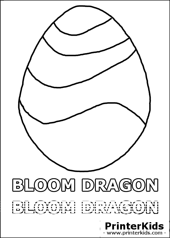 Outstanding Dragonvale Dragons Coloring Pages Ensign