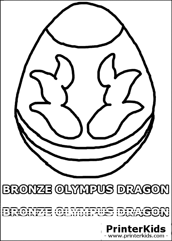 coloring pages dragonvale eggs - photo#1