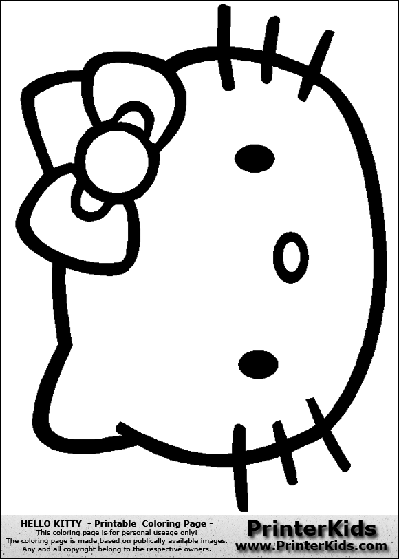 Emojis coloring pages new calendar template site for Hello kitty coloring pages pdf