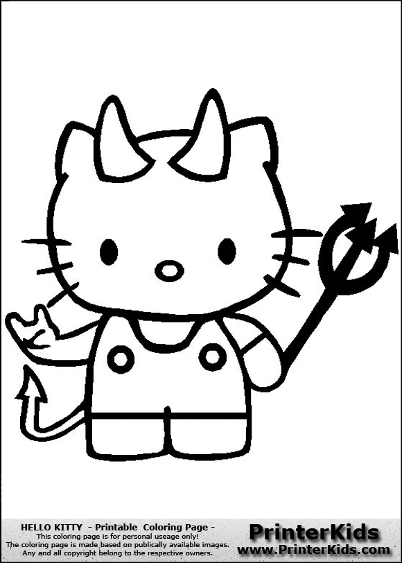 17 best images about hello kitty coloring pages on pinterest