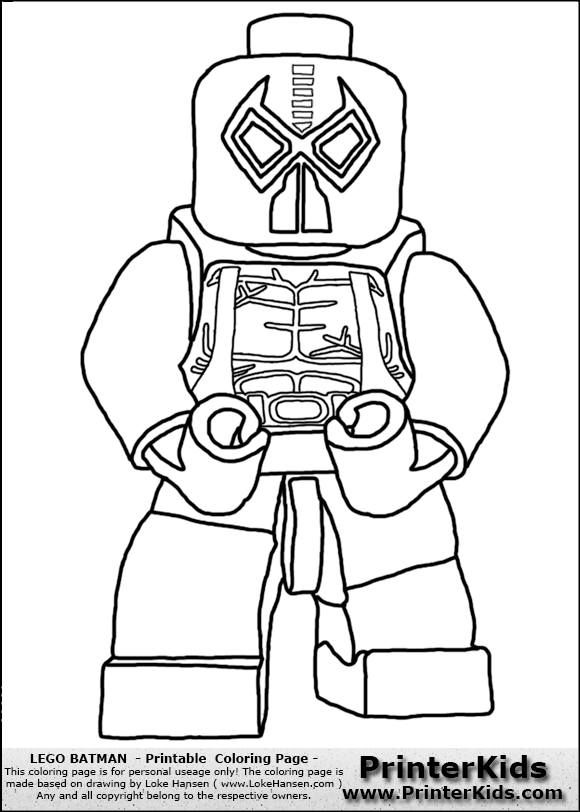 Lego Lego Spiderman Coloring Pages
