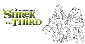 Shrek the theird