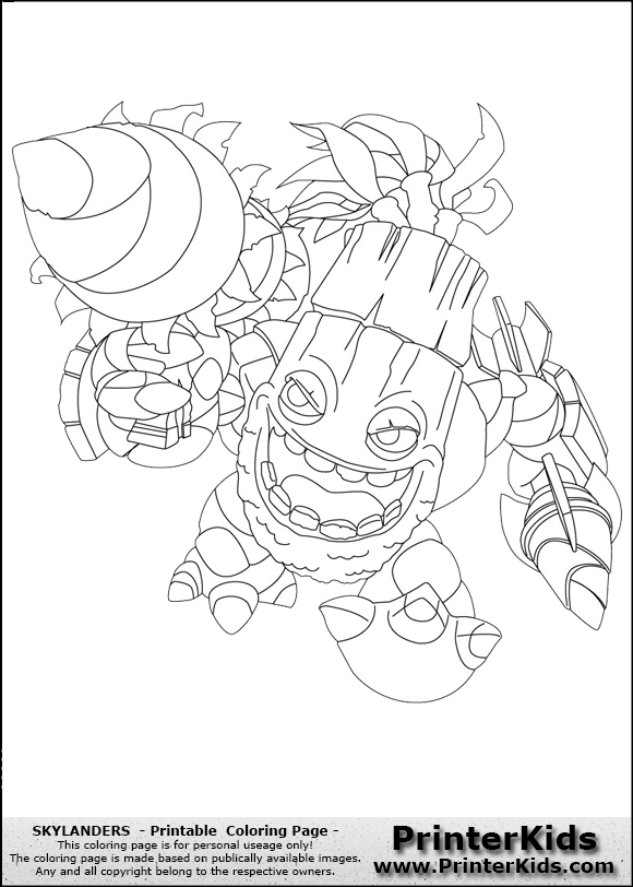shroom boom coloring pages - photo#14
