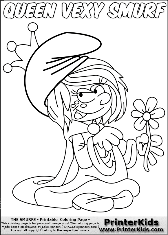 Vexy Pages Coloring Pages