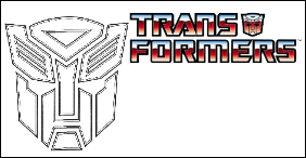Transformer Coloring on Transformers Coloring Pages