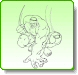 HULK Jump Attack Coloring Pages