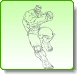 HULK Shoulder Attack Coloring Pages