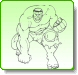 The Amazing HULK Coloring Pages