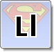Superman L Letter Coloring Pages