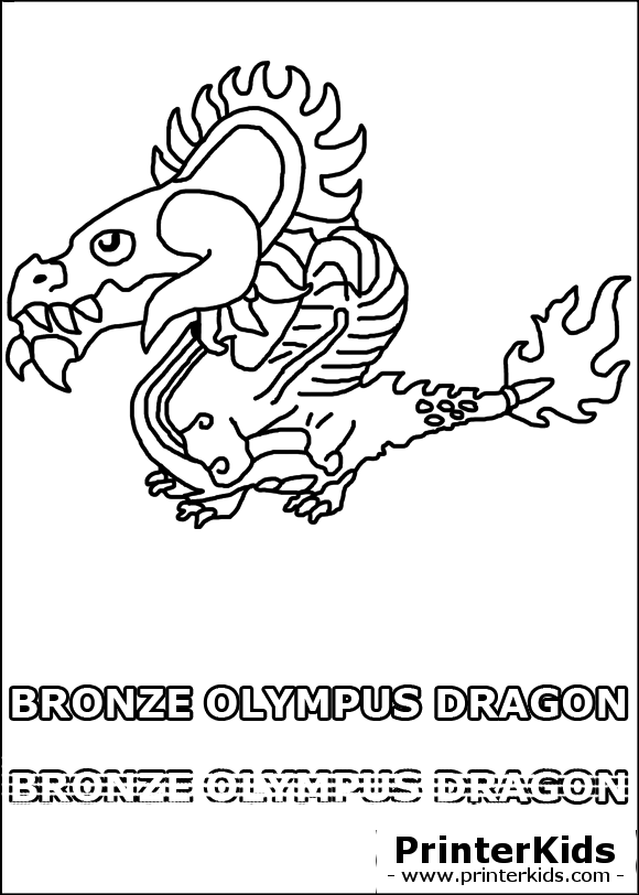 Comfortable Dragonvale Dragons Coloring Pages Images - Example ...