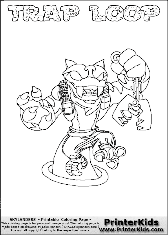 print free colouring sheets with skylanders simple skylanders swap force